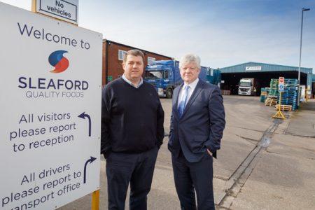 British ingredients supplier secures multi-million pound factory