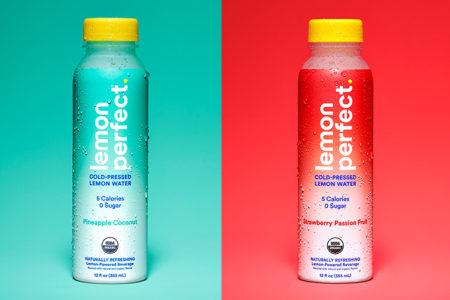 Lemon Perfect unveils new flavours