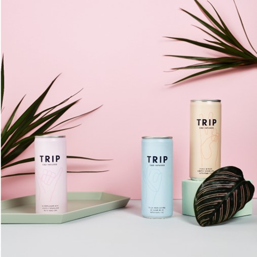Trip launches first on-demand CBD store of its kind in partnership with Deliveroo