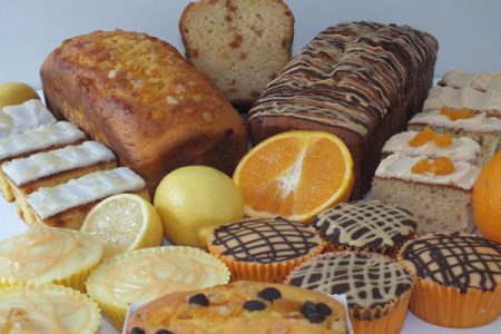 ADM unveils citrus cake mixes