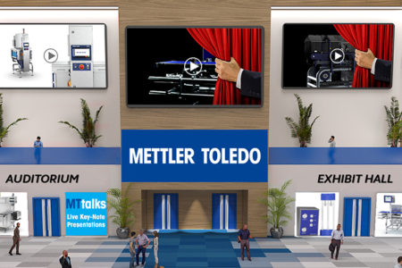 Mettler-Toledo offers virtual interpack experience