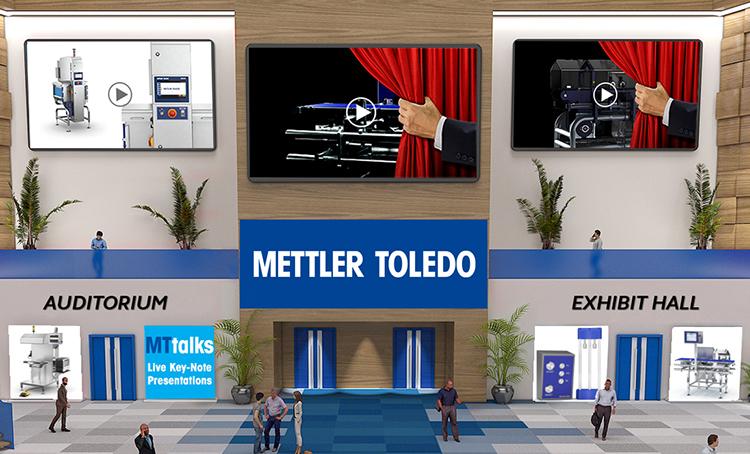 Mettler-Toledo offers virtual interpack experience