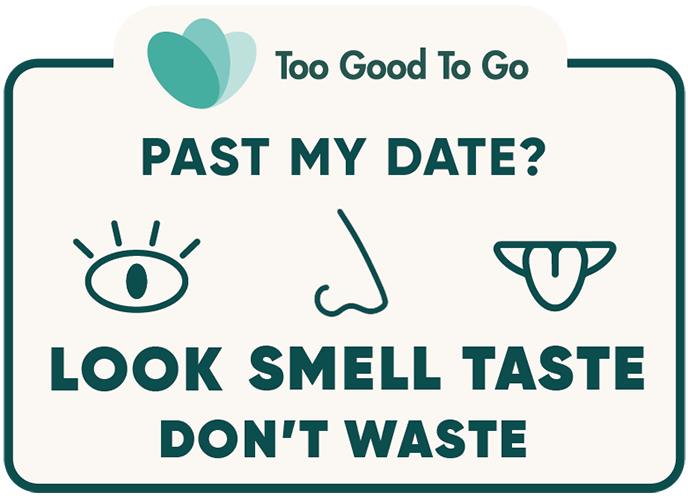 Too Good to Go tackles Best Before food waste in partnership with top UK brands