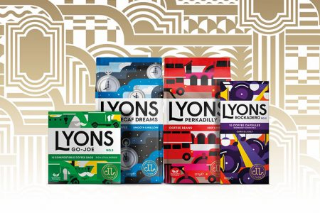 Lyons Coffee unveils all-new portfolio
