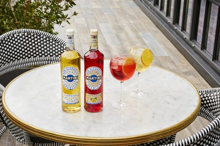 Martini introduces non-alcoholic Aperitivo