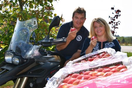 Pink Lady backs Great Fruit Adventure