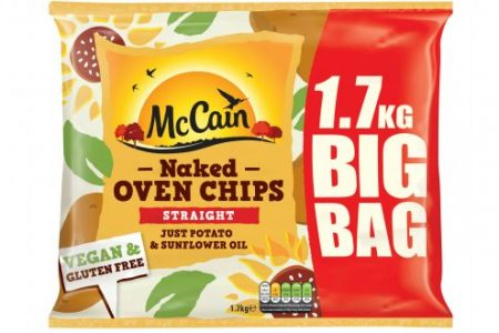 McCain rebrands Oven Chips