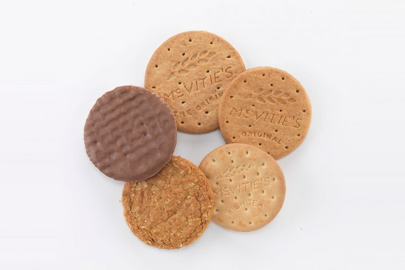 McVitie's reduces sugar in the nation's favourite biscuits