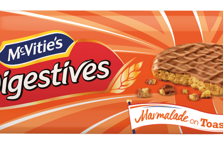 Pladis launches 'Best of British' McVitie's Chocolate Digestives