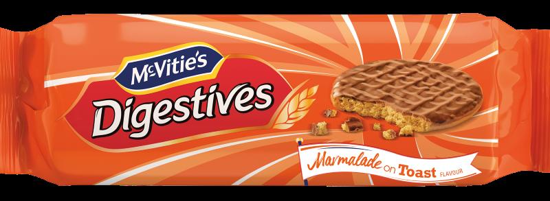 Pladis launches 'Best of British' McVitie's Chocolate Digestives