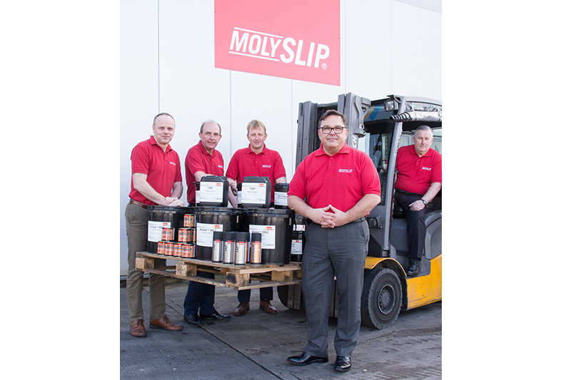 Molyslip launches high-performance biodegradable cleaner