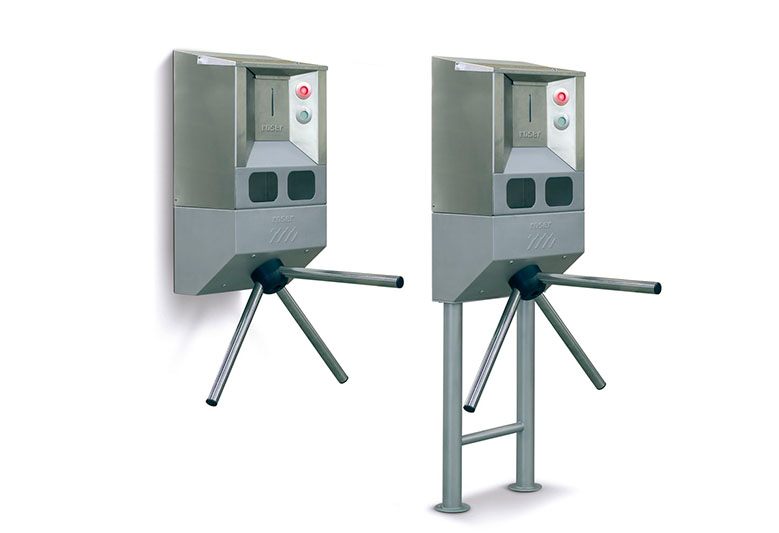 Teknomek offers hygienic workplace solution with new sanitising turnstiles