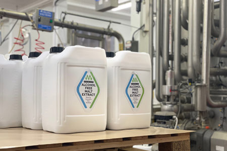 Muntons reveals new alcohol free malt extract for brewing