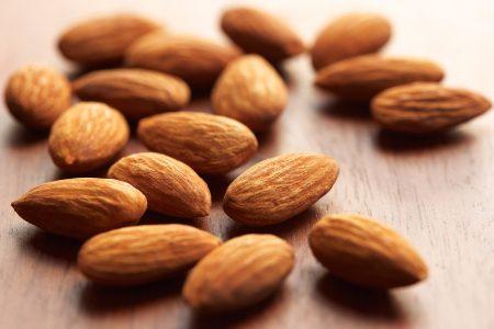 Study reveals almonds improve diet quality