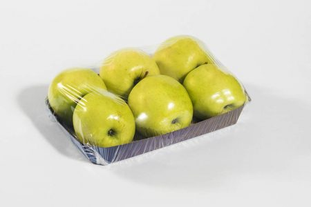 Basf and Fabbri Group develop certified compostable cling film for fresh-food packaging