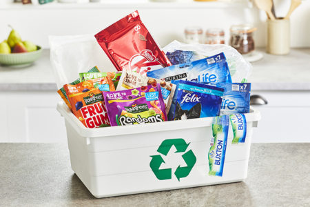 Nestlé's new partnership with Scottish recycler tackles flexible packaging