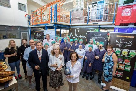 Nim's celebrates Queens Award success with launch of new ingredients range