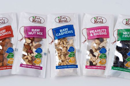 Eat Real launches energy-boosting nut shots