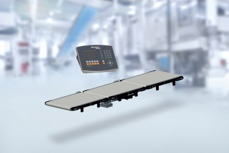 Innovative assembly kit for dynamic checkweighing