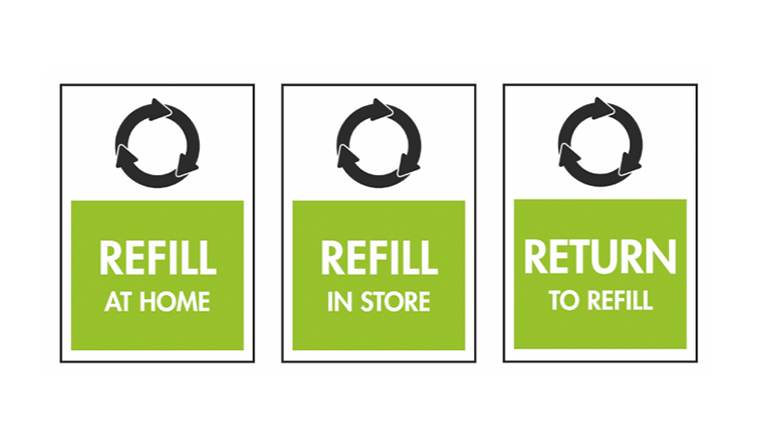New OPRL Refill labels offer consumer reassurance on reusable packaging