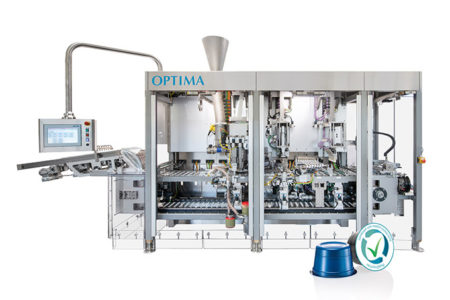 Optima develops sustainable capsule system with Wipf and säntis packaging