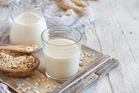 Sales of oat milk overtake almond in the UK