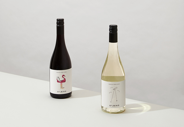 Oddbird winery launches world's first natural wines liberated from alcohol