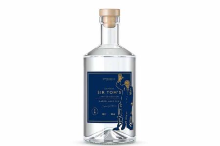 Otterbeck Distillery offers Sir Captain Tom's limited-edition gin for Father's Day