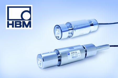 Hygenic load cells from HBM provide weighing solution