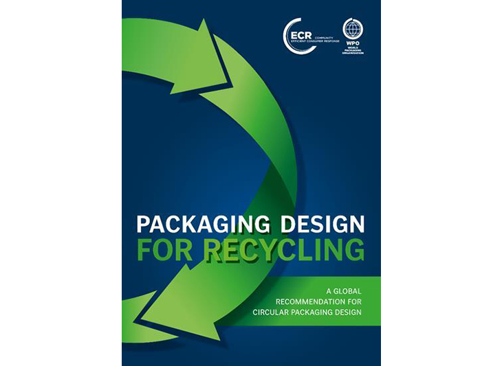 WPO and ECR release Packaging Design for Recycling Guide