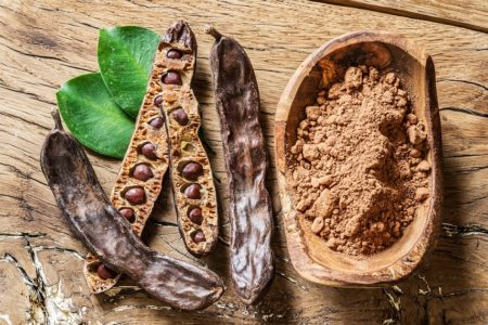 Carob extract a possibility for weight management and Syndrome X benefits
