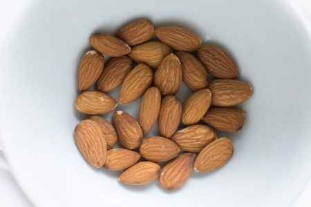 All rise for almonds