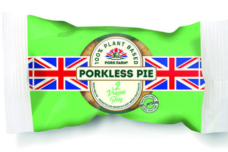Pork Farms launches first Porkless Pie