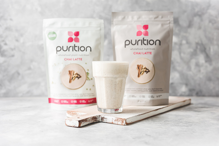 Purition launches Chai Latte offering