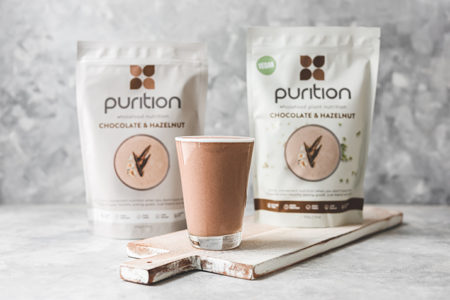 Puriton adds Chocolate Hazelnut flavour to wholefood nutrition blend lineup