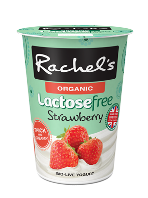 Organic lactose-free yogurt range taps into free from trend