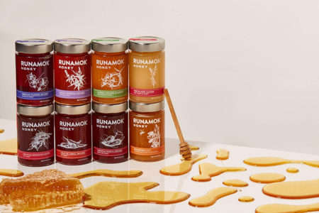 Runamok unveils new collection of varietal, hot and infused honeys