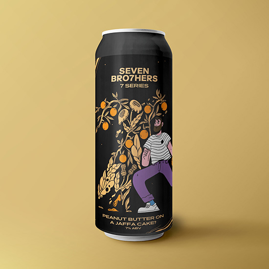 Seven Bro7hers Brewing Co to launch unique birthday beer