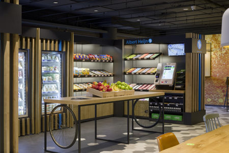 Selecta Netherlands and Albert Heijn partner to launch new unmanned to-go concept