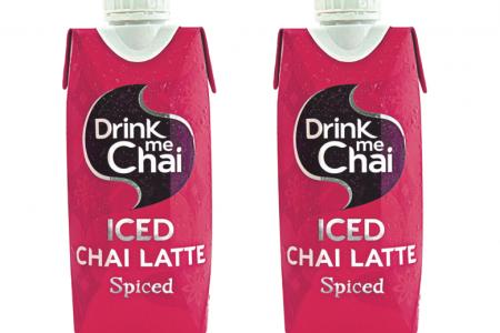 Chai flavoured milk launches