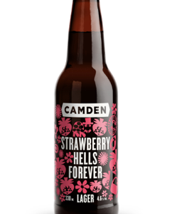 Camden Town Brewery launches strawberry lager for summer