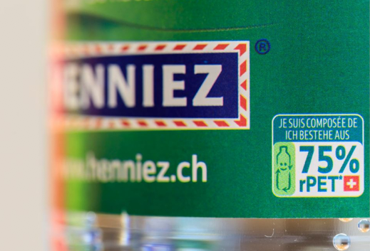 Nestlé Waters prioritises sustainability with Henniez bottles