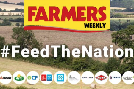Farmers Weekly launches #FeedTheNation campaign and initiatives