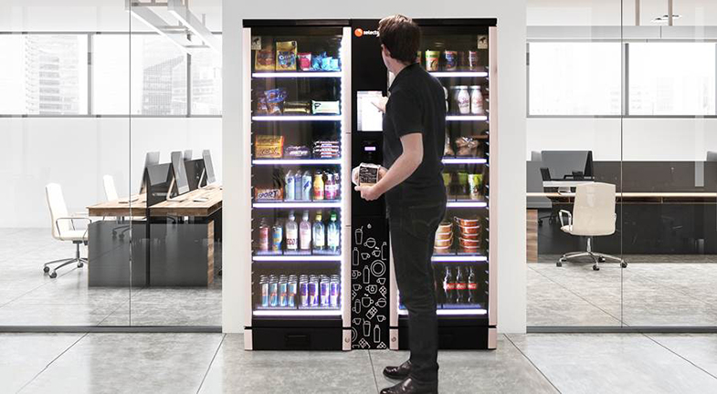 Selecta partners with Instant Systems Sweden to expand Smartfridge offer
