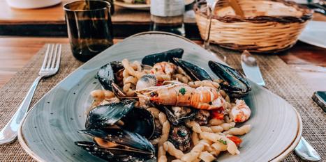 Why shellfish has such a low environmental impact