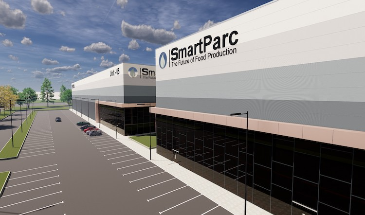 New high-tech food manufacturing campus to create up to 4,500 jobs in Derby, UK