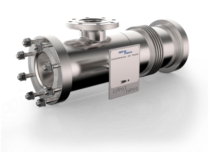 Spirax Sarco launches instantaneous jet heaters