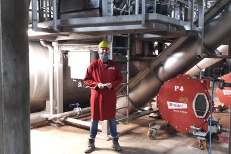 Lamb Weston / Meijer benefits from Tomra's steam peelers