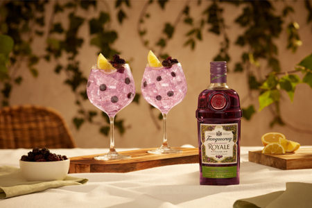Tanqueray announces launch of new blackcurrant variant, expands portfolio for spring 2021