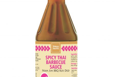Spicy Thai BBQ sauce launched